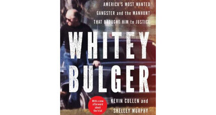 "10 books about James ""Whitey"" Bulger"