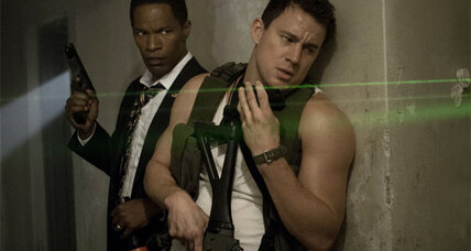'White House Down' has lots of action to little effect