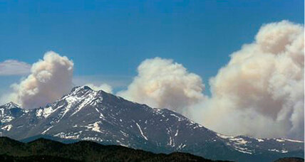 Colorado wildfires 2013: Thousands evacuate as fast-moving fires rage