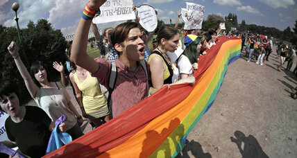 Russia's 'majoritarian' crackdown on minorities rolls on with new anti-gay law