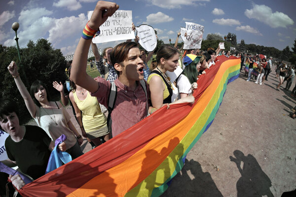 from Jamir laws on gay rights