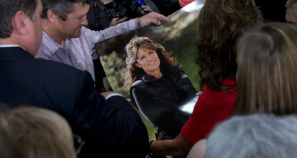 Why is Sarah Palin saying she might leave the GOP?