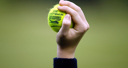 Tennis, anyone? Can you 'ace' our Grand Slam quiz?