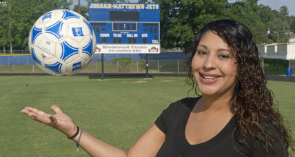 Immigration and assimilation: Soccer and prom are part of her American-ness