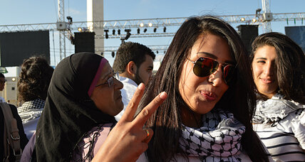 Arab Idol's victory lap brings rare euphoria to West Bank