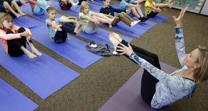 To the mat: Parents to appeal ruling allowing yoga in public schools