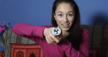 Teen invents body heat-powered flashlight: What's your teen done?