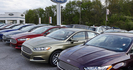 June auto sales: Major automakers see gains, and a surprise big mover