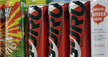 Energy drinks, scrutinized for effects on kids, tout organic ingredients
