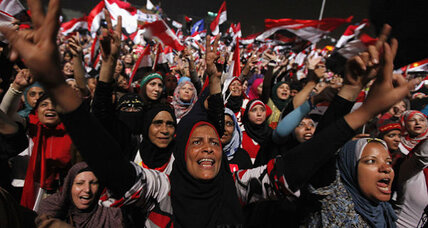 With Egypt's Morsi ousted and Islamists arrested, what next?