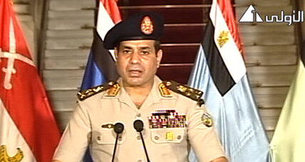 Egypt's generals depose Morsi, Egypt remains divided