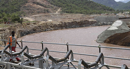 Ethiopia: Big Nile dam could ease Africa power failures