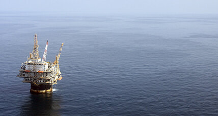 A Gulf of Mexico oil platform has been leaking for 9 years