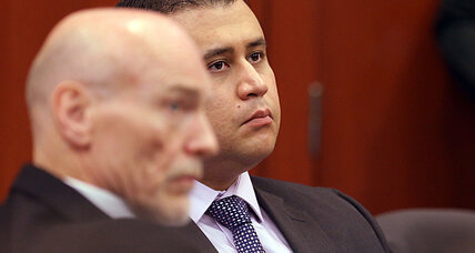 Trayvon Martin case: Zimmerman studied self-defense law, witness says (+video)