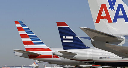 American Airlines-US Airways merger faces antitrust suit