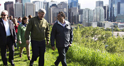 Tweeting, Muslim, policy-wonk mayor wins over 'cow town' Calgary