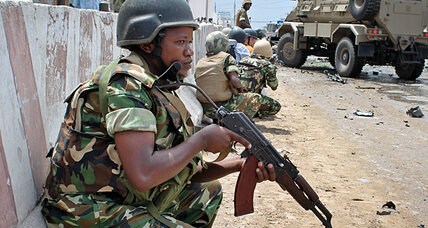 Kenyan peacekeepers accused of creating buffer state inside Somalia