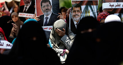 Can Egypt's popular coup reset a faltering transition?