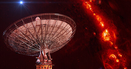 Mystery radio bursts coming from space – but probably not from E.T.