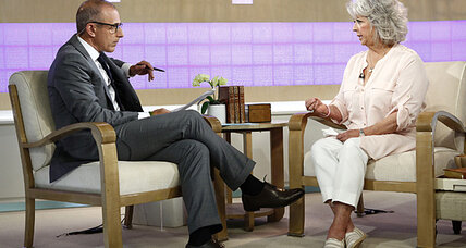 Paula Deen parts ways with longtime agent (+video)
