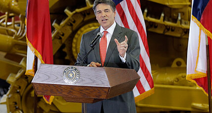 Rick Perry 2016: Did he just announce for president?