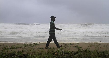 Tropical storm Chantal: Caribbean prepares as storm nears