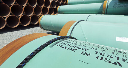 The Keystone XL pipeline is irrelevant