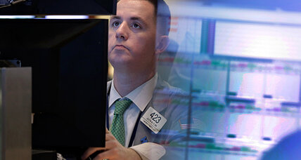 Stocks up as corporate earnings kick off