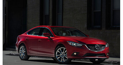 2014 Mazda6: Impressive mileage, sporty package.