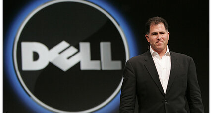 Dell buyout gets a key endorsement from ISS