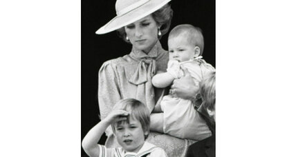 Royal baby photos: Modern monarchs