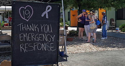 Yarnell fire: How to save lives as wildfires intensify in Arizona and beyond?