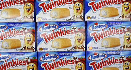 Twinkies comeback: same cakes, longer shelf life