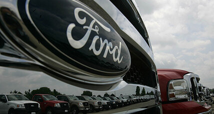 Ford F-250 'wins' title of most stolen car in America