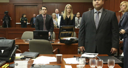 George Zimmerman speaks, but won't testify in his defense (+video)