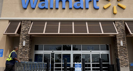 Wal-Mart won't build D.C. stores if living wage bill passes