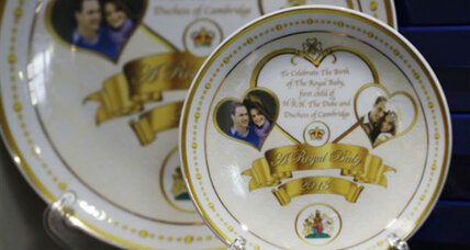 Royal baby name mystery a logistical mess for souvenir makers
