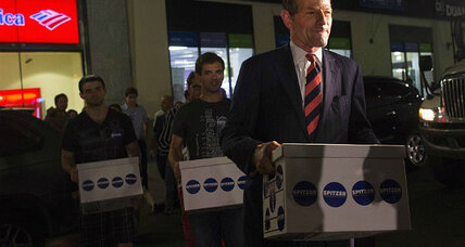 Spitzer comeback: Nominating signatures may be challenged