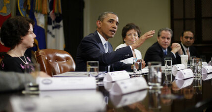 What role will Obama play in immigration reform? It's not clear, yet.
