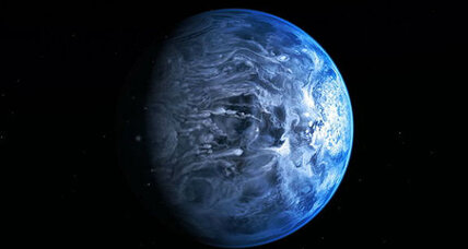 Alien planet's mysterious blue color leaves scientists wondering
