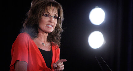 Sen. Sarah Palin? Already, she and incumbent Mark Begich are circling. (+video)