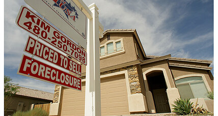 Foreclosures fall nationwide, but problem lingers in some states