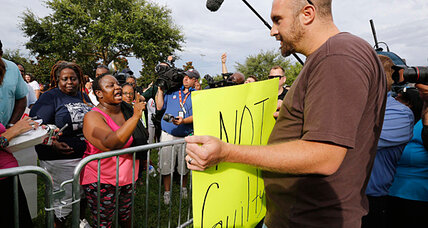 Police in Florida warn against riots in wake of a George Zimmerman verdict