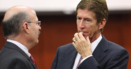 Weighty words, charged atmosphere as Zimmerman trial rests with jury