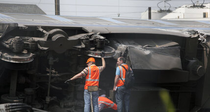 Mechanical error likely to have caused French train derailment