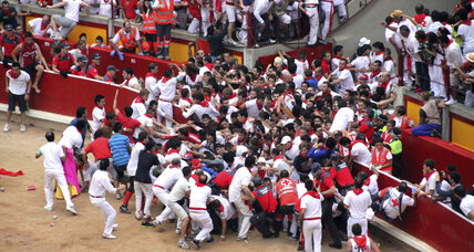 23 injured in stampede at Spain's running of the bulls