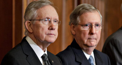 Senate leaders at odds over proposed rule changes