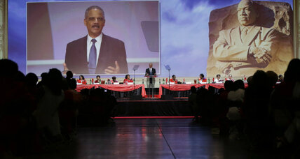 Federal probe of George Zimmerman not over, says Justice's Eric Holder