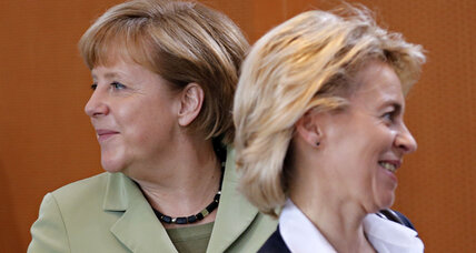 More women in the boardroom? Europe considers forcing the issue.