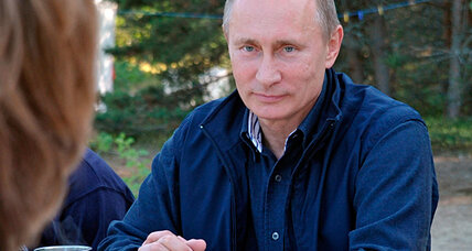 Putin acknowledges Snowden is 'trapped' in Russia